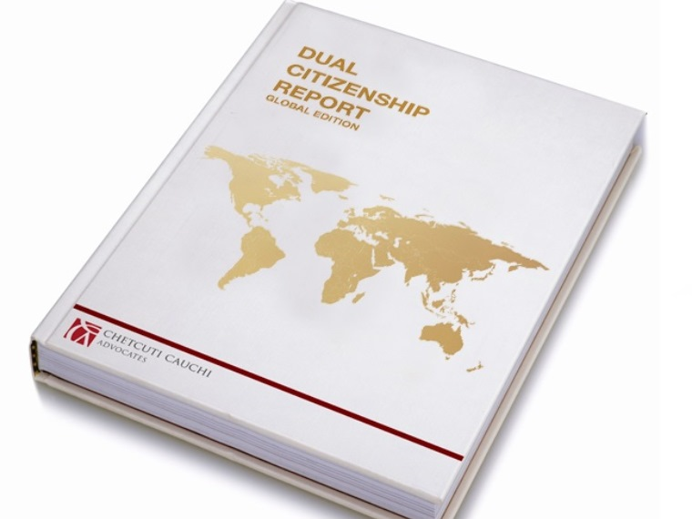 HAVEL & PARTNERS přispěla do Dual Citizenship Report