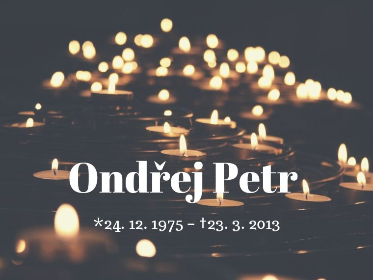 It is with great sadness that we remember our colleague and our firm's partner, Ondřej Petr, who tragically died six years ago