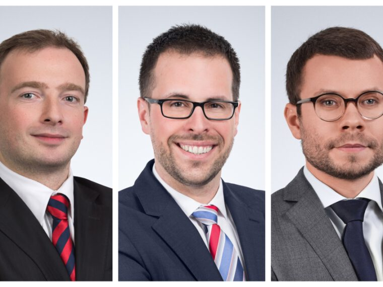The Slovak office of HAVEL & PARTNERS to be reinforced by a partner and two attorneys