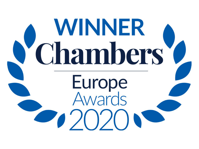 HAVEL & PARTNERS won the Chambers Europe Awards – the most prestigious European award – for the best law firm in the Czech Republic
